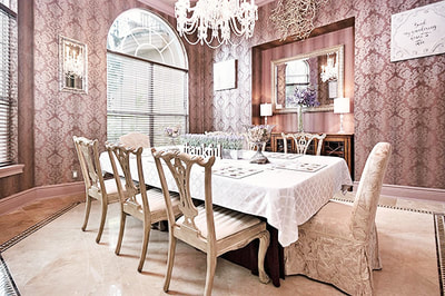 Luxury Estate Dr Phillips Elegant Dining Room